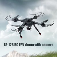 Wholesale LS large professional camera drones G CH RC FPV quadcopter with MP camera RC helicopter