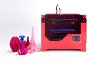 Cheap DESKTOP Class Metal Frame Structure Acrylic Covers 3D FDM printer MIGBOT-S1, high accuracy 265*200*190mm 3D Printer kits Creator Pro