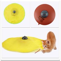 battery toy train - High quality Undercover Mouse gatos toy Play panic mouse gatos s meow electronic training Interactive battery powered