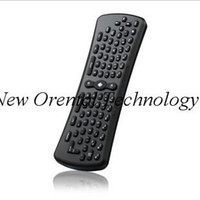 Wholesale New Wireless Mouse GHz Mini Fly Air Mouse Gyro Sensing Keyboard For PC Android TV Box wireless keyboard