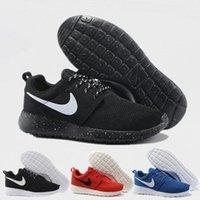 Nike Roshe corrida sapatos runing 2015 New Men Run Treinadores de Atletismo Calçado Ténis Roshe executar tênis tamanho 40-44 cor da moda frete grátis RS1