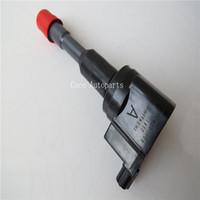 Wholesale set OEM PWA Hitachi Direct Spark Plug Ignition Coil For Civic Hybrid Jazz CM11 With Original Box