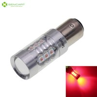 Wholesale Sencart P21W Ba15s W xCREE XP E LED LM K for Car Brake Light Reversing Lamp Turn Signal Light