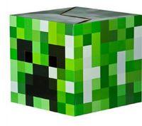Wholesale MineCraft JJ strange fear coolie Creeper Carton cardboard caps Cosplay Masks A My World Diamond Foam Gun Headgear Mask