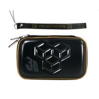3ds games - Black Airform EVA Game Travel Carry Pouch Case Cover Bag for DS Console