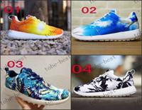 man and women - New Roshe Run Women And Men Running Shoes Fashion Athletic Casual Sports Shoes Hemp Palm Boys Mesh Free Run Shoe