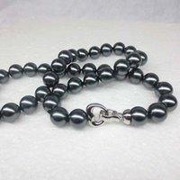 Wholesale 9 mm akoya pearl necklace bracelet set quot