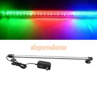 Wholesale 57 LED Aquarium Light Glass Tube Strip Light Lamp Waterproof Energy Saving