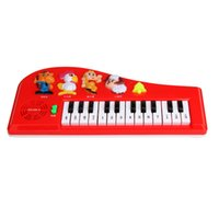 babies brands electronics - Brand new Toy Musical Instrument Baby Kid Animal Farm Piano Music Toys