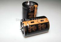 amplifier capacitors - elna audio uf v capacitor use on amplifier ELNA uF V top audio filter capacitor