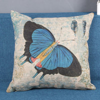 Cotton and Linen. best design sofa - New Home Decorations Fashion printed cotton and linen pillow Case cm sofa cushion waist pillow customized designs Best hot