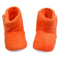 baby bootie knit - Fashion Baby Bootie Boys Girls Knit Boots Girls Snow Boots First Walker Shoes Antiskid Shoes