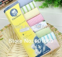 baby wipes pack - 8 Pack Baby Soft Bath Towel Washcloth Wipe x cm