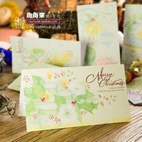 Wholesale Low pastel glitter deals Christmas Greeting Christmas Greeting Christmas optional Variety