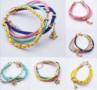 Cheap 25%off!Fashion High heels bracelets jewelry,Eiffel Tower woven bracelets,charm leather bracelet,friendship bracelet,new cheap jewellery.SH