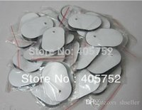 Wholesale TENS EMS Self Adhesive Electrode pads Acupuncture Slimming Massager for Digital Therapy Machine A2