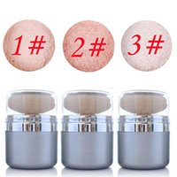 base link - Face Powder Mineral Long Lasting Brightening Delicate Makeup Loose Face Powder Base Foundation Blush Link With Sponge Puff maquillaje