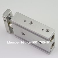 Wholesale SMC Type CXSM Compact Type Dual Rod Cylinder Double Acting mm Accept custom order lt no track
