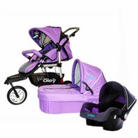 baby trend car seat - High Landscape Baby Trends In Include Carry Cot And Car Seat Infant Prams In In Colors Children Trolley In Hot