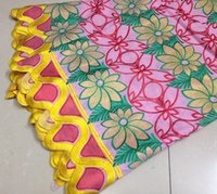 Wholesale by DHL swiss voile lace DH9011