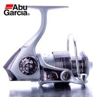 aluminum river boats - Abu Garcia Brand Card S Lightweight body BB Spinning Fishing Reel Freshwater Machined aluminum spool