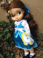 belle box - Genuine animators princess doll Belle girl kid s toys Collection Toy with gift box
