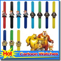 cheap children watches - Cheap Watches Cartoon Children Watches Cute Mickey Mouse Minnions Bear Spiderman Wristwatch Kids Gift