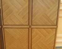Wholesale Herringbone floor fight Checkered floor fight Medallion Asian pear Sapele wood floor Private custom wood floor Burmese teak wood floor