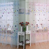 balloon valance - Balloon Tulle Voile Door Window Curtain Drape Panel Sheer Scarf Valances MTY3