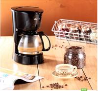 automatic tea makers - 2016Fashion coffee machine household fully automatic drip coffee maker ml tea coffee Maker