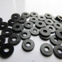 Wholesale 200 Nylon M3 Washer mm x8mm x1mm thickness w74 x8x1black M47985 Nuts amp Bolts