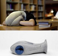 Wholesale 10pcs New Mini Glove Pillow Hot Sales Creative Siesta Pillows Ostrich Pillow For Travelling