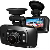 Wholesale Original Novatek GS8000L Full HD P inch Car DVR Vehicle Camera Video Recorder Dash Cam G sensor HDMI Night Vision Black Box