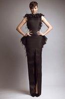 Cheap 2015 evening dresses Best black evening gown