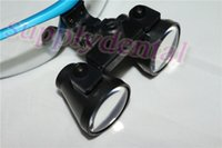 Cheap Dentist Dental Surgical Medical Binocular Loupes 3.5X 420mm Optical Glass Loupes