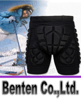 Wholesale Anti slip Nappy skating skiing Nappy adult children Warm pants drop resistance safety drop Sports Safety Professional protection Hips LLFA28