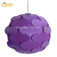 Wholesale New sets L size Tree shaped IQ Puzzle lamps DIA cm with high quality