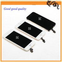 Cheap iphone 5 5G 5S lcd display Best lcd display touch screen for iphone 5