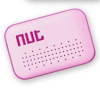Wholesale 2015 New Arrival Nut mini Smart Tag Bluetooth Tracker Child Bag Wallet Key Finder GPS Locator Alarm Colors