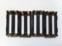 Wholesale Keystone dual battery sled battery holder SMT SMD battery plastic holder