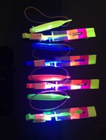 Wholesale Free DHL led arrow led helicopter flashing arrow amazing flying arrow helicopter