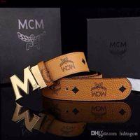 active shapes - NEW Brand fashion M Belt Cool Belts for Men and Women belts Fashion Casual Belts M Shape Metal strap Ceinture Buckle