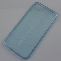 Wholesale Clear TPU Transparent Soft Case Rubber Cover Silicone Cases for quot quot iPhone S S C Plus Samsung S5 S6 Edge