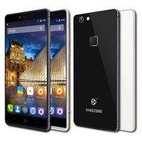 k2 - Original Kingzone K2 G LTE Mobile Phone MTK6753 Octa Core Smartphone Android5 inch FHD X1080 G RAM G ROM Fingerprint Cell phone