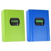 Wholesale 60A v v v Solar controller MPPT solar charge controller
