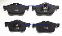 Wholesale High Knight Roewe black carbon based front brake pads ceramic brake brakes purses Post