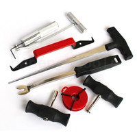 automotive glass repair - Automotive Car Windshield Glass Windscreens Removal Installation Hand Tool Kit Sets