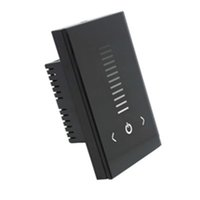 american output - TM06U DC12 V V W V W Channel A Output current American standard Low voltage Touch Panel LED dimmer