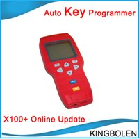 Wholesale Highly Recommend X100 Auto Key Programmer New Remote Controller Programming x100 auto key programmer Update Via Official Website DHL free
