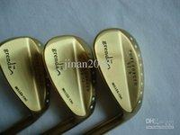 Wholesale 2011 golf Grenda D8 wedges gold color model